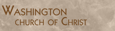 Washington church of Christ